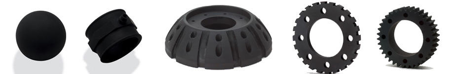 Rubber Parts Production Using Drilling Process