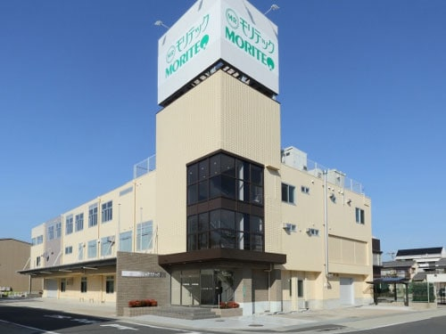 image of nagoya rubber manufacturing office in Japan