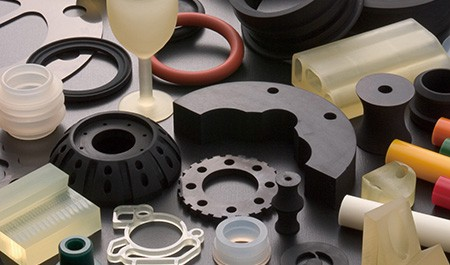 image of several silicon rubber parts